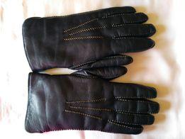 Шкіряні рукавиці жіночі