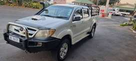 4x4 3lt Toyota hilux for sale
