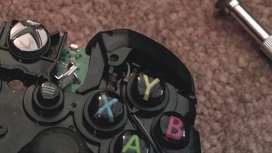 Xbox One Controller Replacement Buttons
