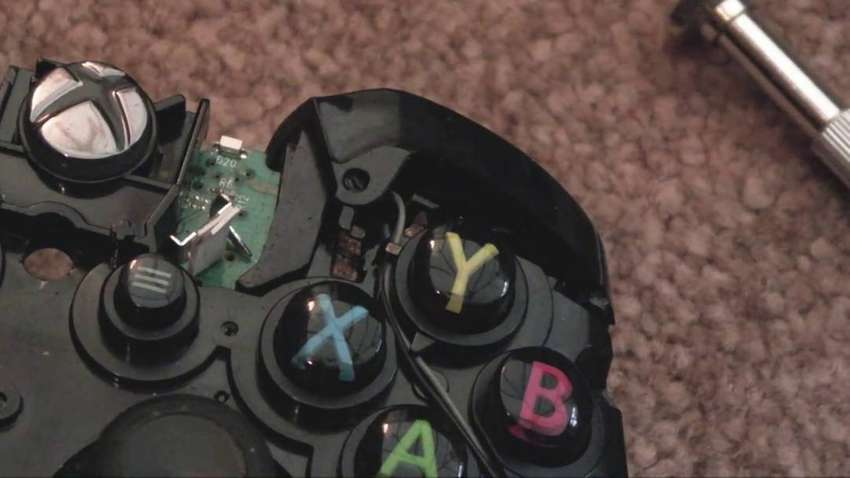 Xbox One Controller Replacement Buttons 0