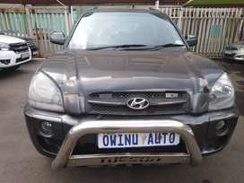 Used 2008 Hyundai Tucson 2.0 executive