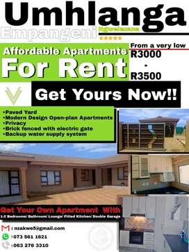 Apartments and ﹰRooms for rent