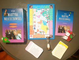 Wyprawa z Martyna Wojciechowska gra planszowa dla całej rodziny