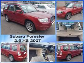 Subaru Forester 2.5 XS 2007 spares for sale