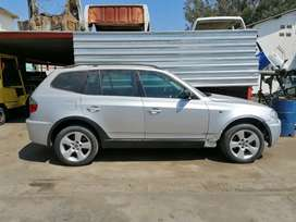 Bmw x3 stripping for spares