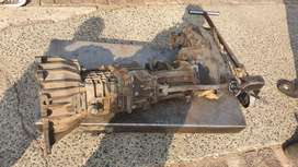 Tata telcoline gearbox stripping for spares