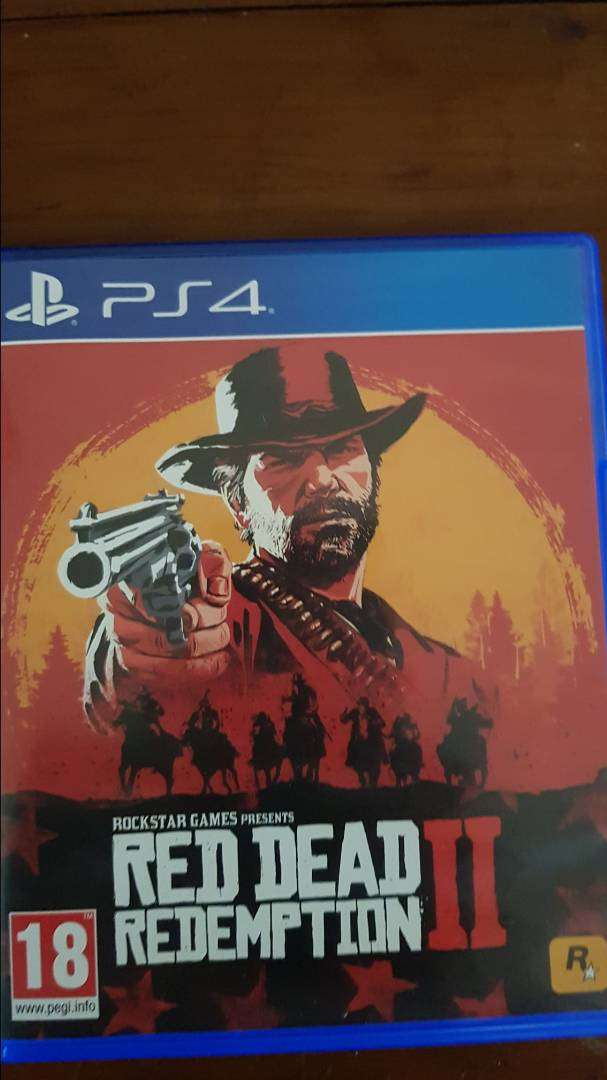 Red Dead Redemption 2 PS4 0
