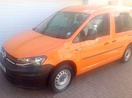 2017 Volkswagen Caddy Crewcab