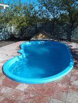 Строительство бассейнов. Бассейн без хлора. Химия для бассейнов.