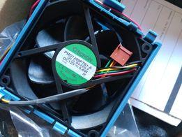 Бесщеточный осевой вентилятор постоянного тока Sunon PMD1209PTB1-A