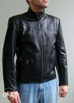 Куртка кожаная ,новая