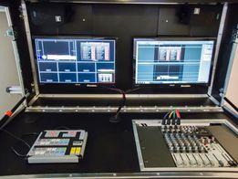 Организация прямых трансляций, съемка видеороликов, рекламы, промо.