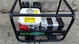 EKO2000 Agregat prądotwórczy ARIES z silnikiem HONDA GX160 230V 2,0 kW
