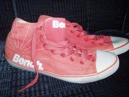 Кеды BENCH оригинальные розовые размер 39-40