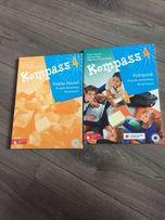 Kompas 4 podręcznik i ćwiczenia nowe!