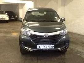 Toyota Avanza is available now for view and test drive