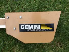 Gemini Garage Door Motors + Rails ( Able to Sell Seperately )