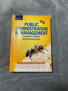 Public Administration Textbook