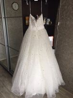 Свадебное платье ,цена снижена