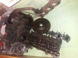 Toyota hilux 2,4d engine  (sub-assembly)
