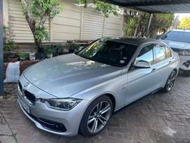 Show room condition BMW F30/320