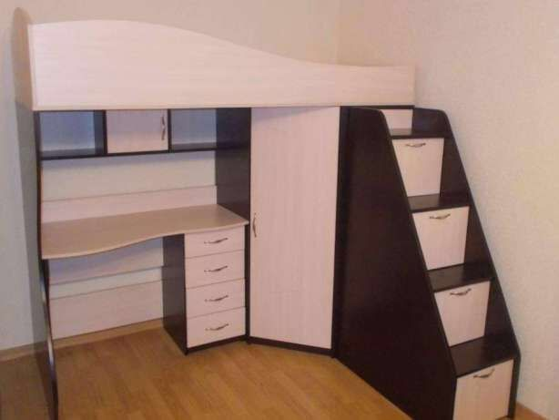 Кровать-чердак Киев - изображение 1