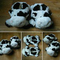 Тапки зверюшки коровы