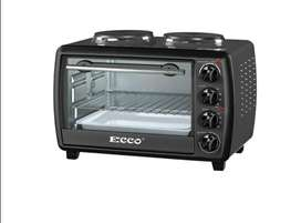 20 litre two plate portable oven brand new