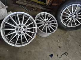 Jaguar rims for sale..