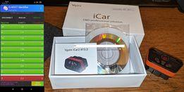 OBD-II сканер адаптер V-GATE ICAR2 V2.1 Bluetooth 3.0 лучше чем ELM327