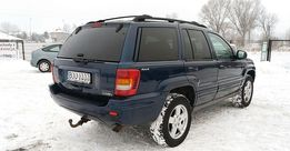 Jeep Grand Cherokee WJ 2000 по запчастинах