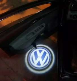VW ghost lights or welcome lights