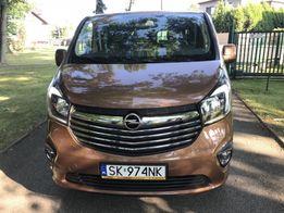 Wynajmę Busa Opel Vivaro 9 osobowego Wolne Terminy POLECAM