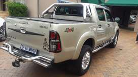 Toyota Hilux Dakar 3.0D4D 4x4 Double Cab Automatic For Sale