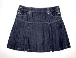 Oasis spódniczka mini jeansowa Rozm M 38