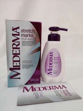 Mederma stretch marks therapy lotion.