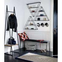 Стеллаж, полка и лавка в стиле лофт loft