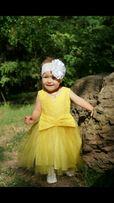 Детское платье на годик_два