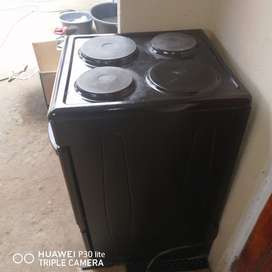 Defy Stove + free microwave...Need to buy plates