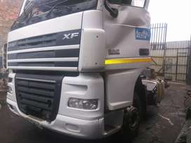 DAF XF105.480 Stripping For Spares