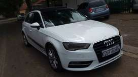 2015 Audi A3 Tfsi sunroof 1.4