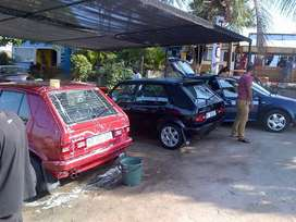 Car Wash and Tuck Shop