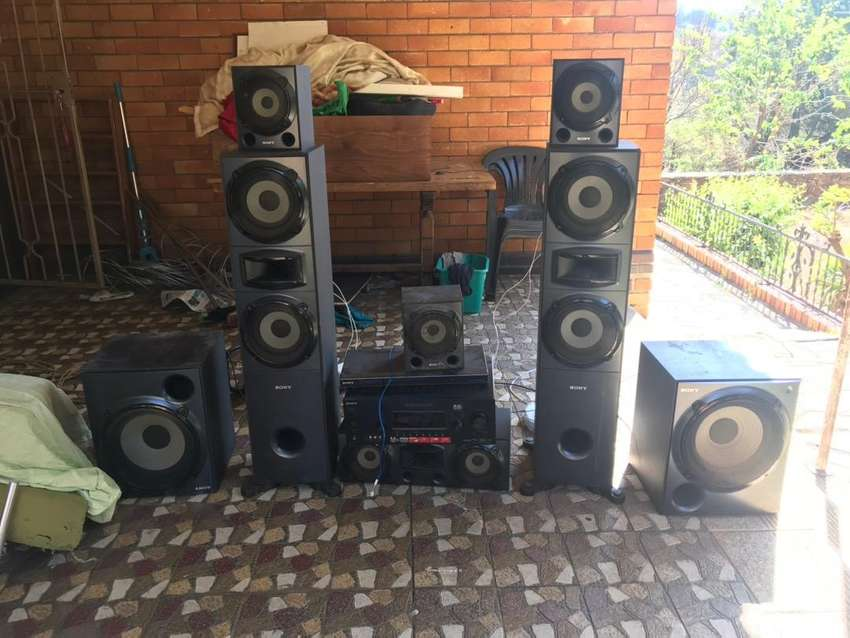 Sony Home Theatre system 0