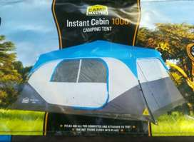 Camp master Instant Cabin 1000 10 sleeper tent