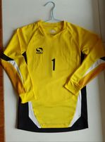 Sportowa koszulka chłopięca bramkarska 146/152