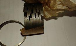Кільце поршневе компресійне 2-ий ремонт(38.4)