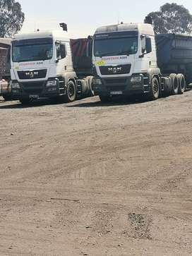 Side tipper Truck for hire/rent/Lease