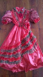 Карнавальное платье детское