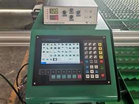 YOMI CNC PLASMA PLATE CUTTING MACHINE