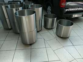 Stainless steel pots 199was 499